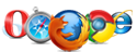 firefox and internet explorer